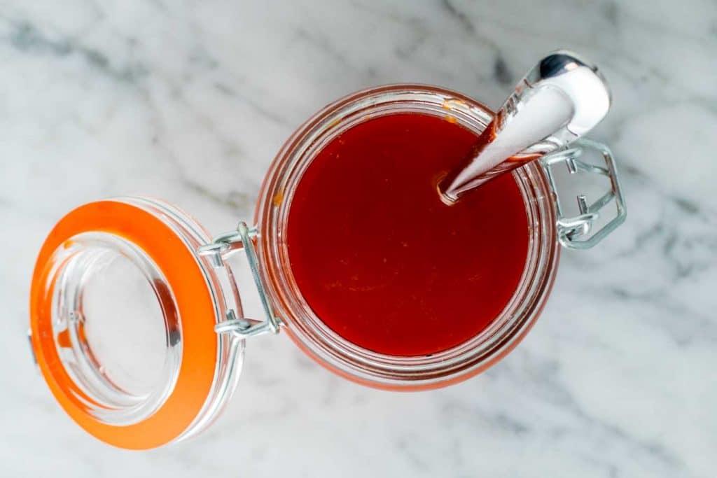 easy homemade hot sauce