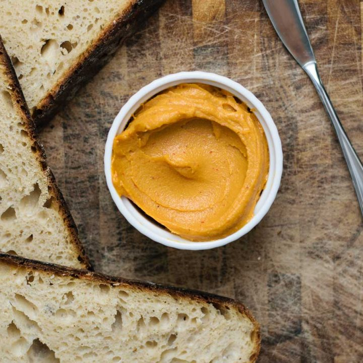 Vegan Chipotle Cheese Spread
