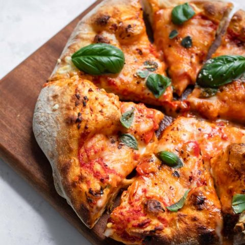 Easy Overnight Pizza Dough