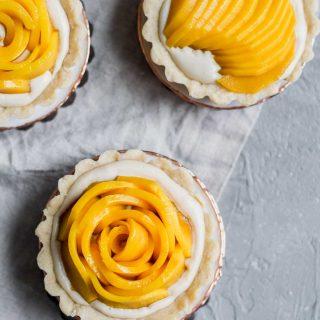 Vegan Mango Tarts