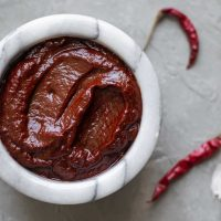 Mexican Red Chile Sauce