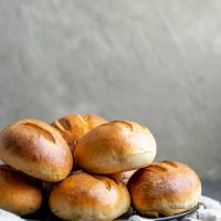 The Ultimate Homemade Sandwich Rolls