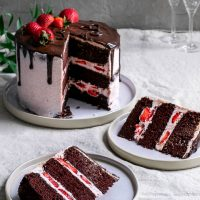 The Ultimate Easy Vegan Chocolate Cake Recipe