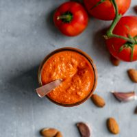Easy Romesco Sauce