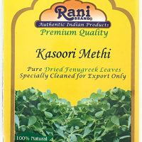 Rani Fenugreek Leaves Dried (Kasoori Methi) 100g (3.5oz)