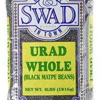 Great Bazaar Swad Urad Dal, Black, 4 Pound