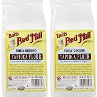 Bob's Red Mill Tapioca Flour -- 20 oz Each / Pack of 2