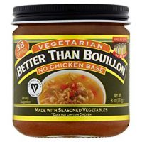 Better Than Bouillon Vegetarian No Chicken Base, 8 oz