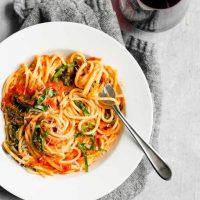 Classic Homemade Marinara with Spinach