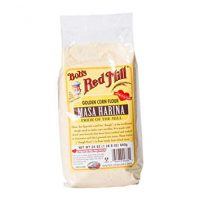 Bobs Red Mill Golden Masa Corn Flour, 1.63 Pound