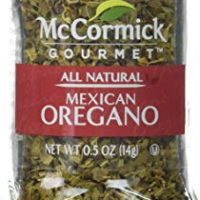 McCormick Gourmet Oregano, Mexican, 0.5 OZ (Pack of 1)