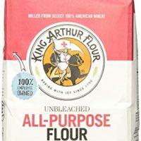 King Arthur All Purpose Flour, Unbleached, 5 Pounds