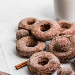vegan apple cider donuts