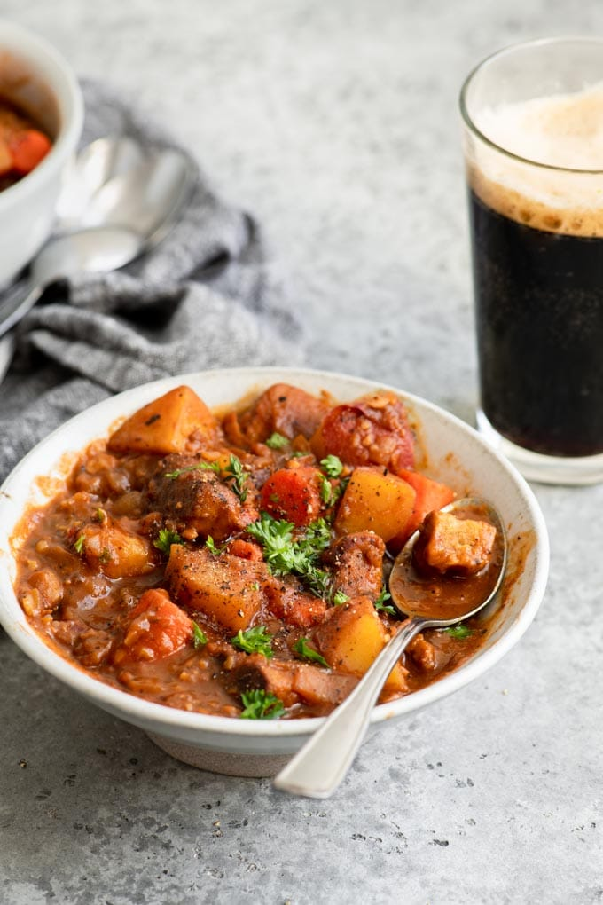 Vegan Irish Stew The Curious Chickpea