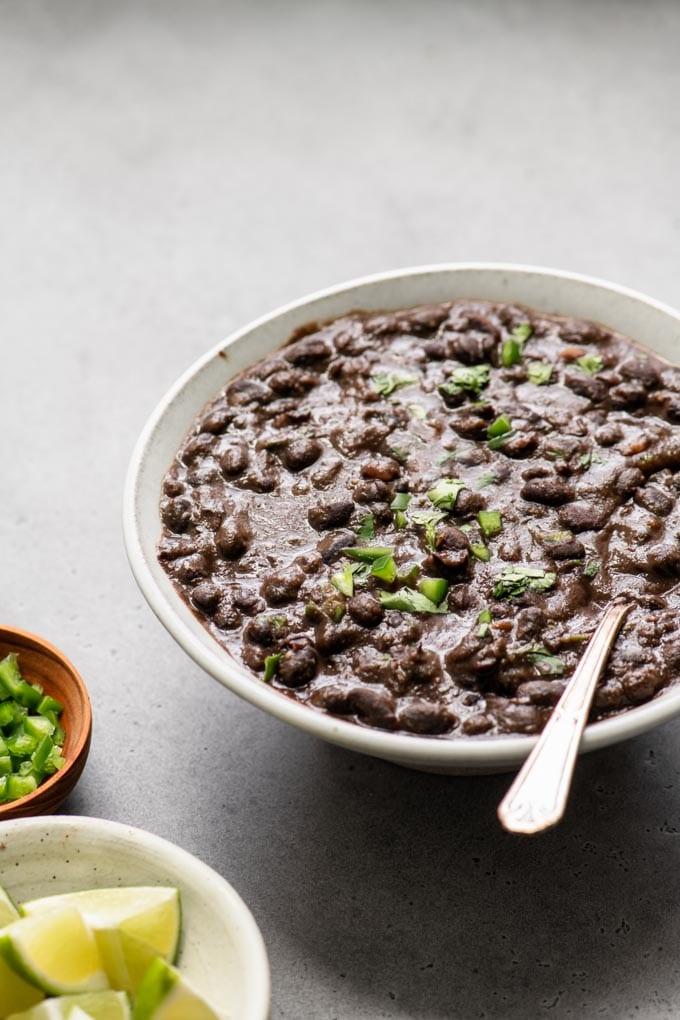 cilantro cumin black beans
