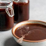 homemade tamarind chutney